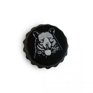 Brickers Cider Company Reusable Bottle Cap