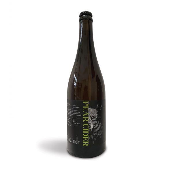 Brickers Pear Cider 750 ml