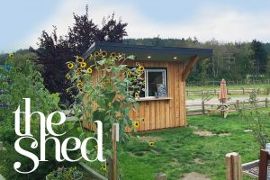 The Shed at Brickers Cidery