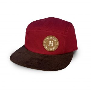 Brickers 5 Panel Hat